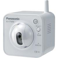 "Panasonic beveiligingscamera: 1MP, 1/4"" CMOS, 1280 x 720 px, 802.11b/g/n, 230 g, White - Wit"