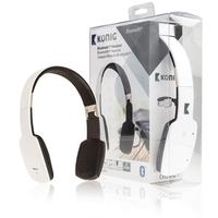 König headset: CSBTHS100 - Wit
