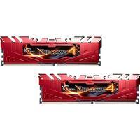 G.Skill RAM-geheugen: 16GB DDR4-2400 - Rood
