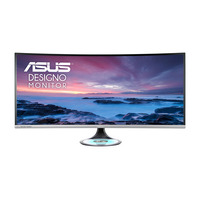 ASUS MX38VC monitor - Zilver
