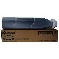 KYOCERA cartridge: Toner KM-6230 - Zwart