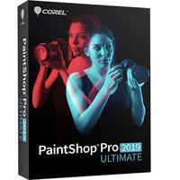 Corel grafische software: PaintShop Pro 2019 Ultimate