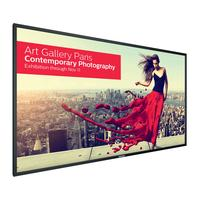 "Philips public display: Signage Solutions 213.36 cm (84 "") , UltraHD, 3840 x 2160, 350 cd/m2, 16:9, 12 ms, IPS, 2 x 10 ....."