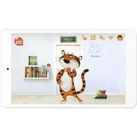 ODYS : TigerTab 8 - Wit