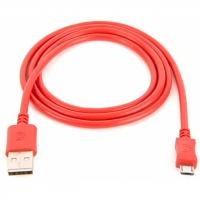 Griffin USB to Micro USB Cable 90cm Red (GC40598)