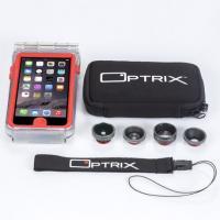 Optrix mobile phone case: PRO Set voor iPhone 6 / 6S