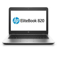 HP laptop: EliteBook EliteBook 820 G3 notebook pc (ENERGY STAR) - Zilver