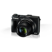 Canon digitale camera: PowerShot G1 X Mark II - Zwart