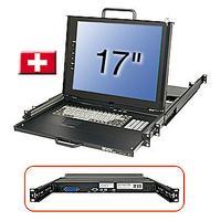 Lindy rack console: 21616 - Zwart