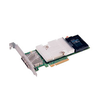 DELL raid controller: PERC H810 RAID-adapter voor externe JBOD - 1 GB NV-cache - Full Height