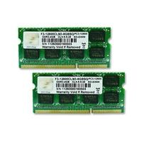 G.Skill RAM-geheugen: 8GB DDR3-1600 SQ