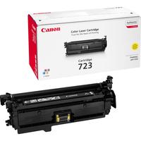 Canon toner: 723Y - Geel