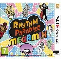 Nintendo game: Rhythm Paradise Megamix  3DS