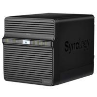Synology NAS: DiskStation DS416j - Zwart