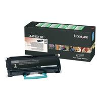 Lexmark toner: X46x 15K retourprogramma tonercartridge - Zwart