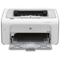 HP laserprinter: LaserJet Pro P1102 - Zwart