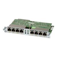 Cisco netwerkkaart: EHWIC-D-8ESG - Zwart, Groen, Wit