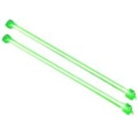 Revoltec neon lamp: Cold Cathode Twin-Set Green