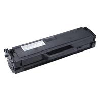 DELL toner: Zwarte tonercartridge met standaardcapaciteit, voor de laserprinter B1160/ B1165 (1500 pagina's)