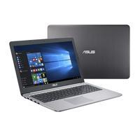 ASUS laptop: R516UX-DM512T - Grijs, Roestvrijstaal