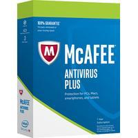 McAfee software licentie: AntiVirus Plus 2017