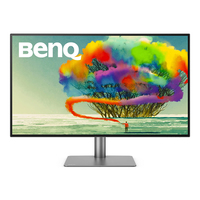 Benq PD3220U Monitor - Zwart