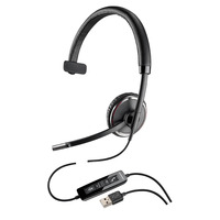 Plantronics headset: Blackwire C510-M - Zwart