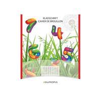 Aurora Production kladblokvulling: Kladschrift A5 48v Geruit