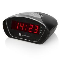 AudioSonic wekker: CL-1458 Wekker - Zwart