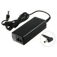 Delta AC Adapter 3.42A, 19V, 3-Pin Socket, 110-240V, Black netvoeding - Zwart