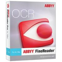 ABBYY software licentie: FineReader Pro for Mac 12
