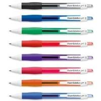 Papermate pen: Gel, 0.5mm - Multi kleuren