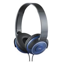 JVC HA-S220AE On-ear hoofdtelefoon - Blauw