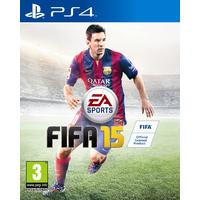 Electronic Arts game: EA SPORTS FIFA 15, PlayStation 4