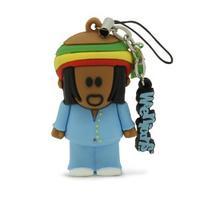 Fantec USB flash drive: Weenicons Natty Bob - Blauw