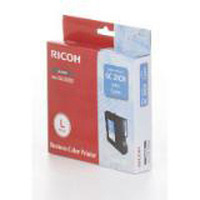 Ricoh inktcartridge: High Yield Print Cartridge Cyan 2.3k - Cyaan