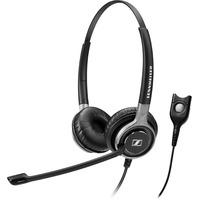 Sennheiser headset: Century SC 662 - Zwart