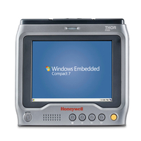 Intermec PDA: Thor CV31 - Zwart, Grijs