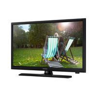 Samsung monitor: T24E310EW - Zwart