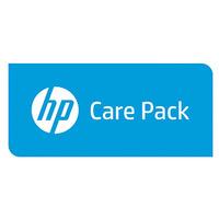 Hewlett Packard Enterprise co-lokatiedienst: 1y 4hr Exch 10500/7500 20G U W FC SVC