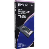 Epson inktcartridge: inktpatroon Light Magenta T549600 - Lichtmagenta