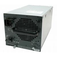 Cisco switchcompnent: Catalyst 6500 3000W AC power supply, Spare - Zwart