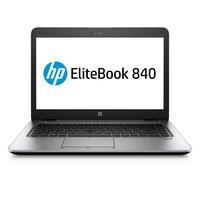 HP laptop: EliteBook EliteBook 840 G4 Notebook PC - Zwart, Zilver (Renew)