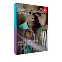 Adobe Photoshop Elements 14 en Premiere Elements 14 Upgrade - Frans / Windows / Mac
