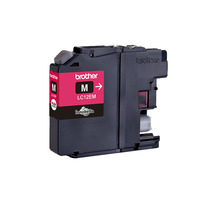 Brother inktcartridge: LC-12EM - Magenta