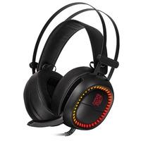 Tt eSPORTS SHOCK PRO RGB headset - Zwart