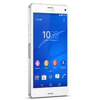 Sony smartphone: Xperia Z3 Compact White - Wit