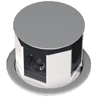 Bachmann wandcontactdoos: 1 x AC, 2 x RJ-45, 1x VGA, 1 x Mini Stereo Audio, 1 x HDMI, 230V, 16A, 140x195mm, .....