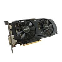 GALAX videokaart: GeForce GTX 1060 EX OC 3GB - Zwart