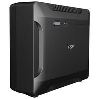 FSP/Fortron UPS: Nano 800 - Zwart